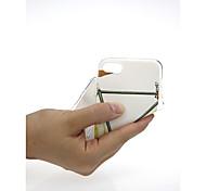 Недорогие -Кейс для Назначение Apple iPhone X / iPhone 7 Ультратонкий / С узором / Милый Кейс на заднюю панель Мультипликация Мягкий ТПУ для iPhone