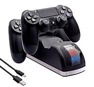 Недорогие -Проводное Зарядное устройство Назначение PS4 Prop / PS4 Тонкий / Sony PS4 Творчество Зарядное устройство ABS 1pcs Ед. изм 100cm USB 2.0
