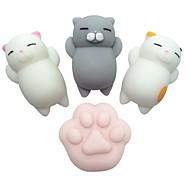 economico -Giocattoli da spremere / Anti-stress Gatto / Claw di gatto Others 4pcs Per bambini Tutti Regalo