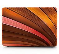 """Недорогие -MacBook Кейс Креатив / Имитация дерева / Камуфляж пластик для Новый MacBook Pro 15"""" / Новый MacBook Pro 13"""" / MacBook Pro, 15 дюймов"""