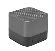 cheap -A15 Speaker Mini Style Bluetooth 4.1 Micro USB Bookshelf Speaker Silver / Gray / Rose