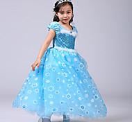 1e73c1579 cheap -Elsa Cosplay Costume Kid's Girls' Halloween Christmas