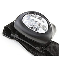 cheap Flashlights, Lanterns & Lights-Headlamps LED 50lm 1 Mode Super Light / Small Size / Compact Size Camping / Hiking / Caving
