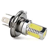 お買い得  -フォグランプ用 H4 7.5W 400LM ホワイトライト LED電球(12V)