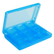 28-In-1 Storage Game Card Cases for NDSi, DS Lite and 3DS (Blue)