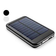 abordables Baterías Externas-Para Batería externa del banco de potencia 5 V Para # Para Cargador de batería Carga Solar LED / Li-polímero / Universal