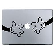 저렴한 -맥북 에어 프로 11 13 15 용 손바닥 패턴 보호 스킨 스티커