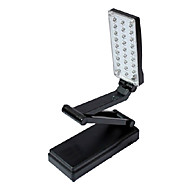 1PCS 220V Rechargeable 27LED 2W Fold Eyeshield Reading Table Desk Lamp