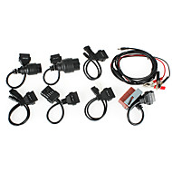 abordables Cables-Cables para Autocom CDP Pro para coches (8-Piece Pack)