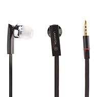 JV-04 Stereo hörlurar med musik och samtal Control för Samsung Galaxy S3 I9300 m.fl.