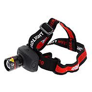 TK27 LED Taschenlampen Stirnlampen LED 200 Lumen 3 Modus - nein einstellbarer Fokus Taktisch für