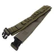 Holdbar Long Military Shots Strap (3 farger)