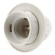 abordables 70% de DESCUENTO y Más-E27 Accesorio de iluminación Enchufe de la luz El plastico