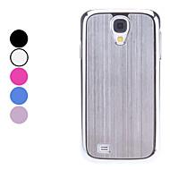 Case Kompatibilitás Samsung Galaxy Samsung Galaxy tok Other Hátlap Tömör szín PC mert S4