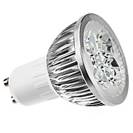 お買い得  LED スポットライト-4 W 400 lm GU10 LEDスポットライト MR16 4 LEDビーズ ハイパワーLED 調光可能 温白色 220-240 V