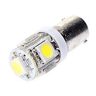 abordables Luces Traseras de Coche-SO.K BA9S Coche Bombillas SMD 5050 50-80 lm Luz de Intermitente For Universal