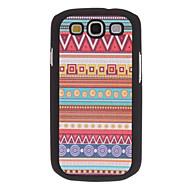 Elegant Design PU Leather Hard Case for Samsung Galaxy S3 I9300
