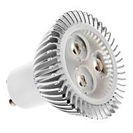 gu10 led reflector mr16 3 de alta potencia led 320lm blanco cálido 2700k ca 100-240v