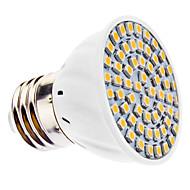 お買い得  LED スポットライト-3500 lm E26/E27 LEDスポットライト MR16 60 LEDの SMD 3528 温白色 AC 110〜130V AC 220-240V