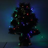 Vízálló 10m 100 LED 6W RGB LED szalag karácsonyi dekoráció fény (220)