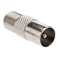 abordables €0.99-F-hembra a adaptador CCTV Male Antenna