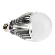 お買い得  LED ボール型電球-900 lm LEDキャンドルライト 12 LEDの ハイパワーLED クールホワイト AC85-265V