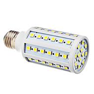 お買い得  LED コーン型電球-12 W 250 lm E26 / E27 LEDコーン型電球 T 60 LEDビーズ SMD 5050 クールホワイト 220-240 V