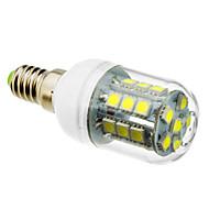 E14 LED Corn Lights T 27 SMD 5050 lm Cold White 6000 K AC 220-240 V