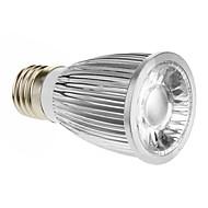 お買い得  LED スポットライト-420-450lm E26 / E27 LEDスポットライト 1 LEDビーズ COB クールホワイト 85-265V