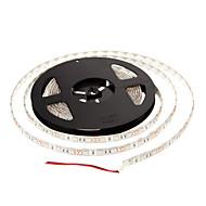 60W 5M impermeable 60x5050SMD 3000-3600LM luz azul LED luz de tira (DC12V)