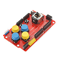 billige -DIY Funduino Joystick Shield V1 Expansion Board