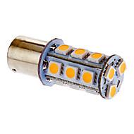abordables Accesorios Electrónicos-SO.K BA15S (1156) Coche Bombillas SMD 5050 162 lm Luz de la cola For Universal