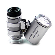 tanie Binokulary-60X10 Mikroskop Metal