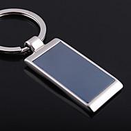 abordables Llaveros-Productos Personalizados-Grabado personalizado Regalo del rectángulo Llavero