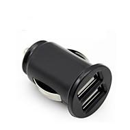 Carregador USB do telefone Portas Multiplas cm Tomadas 2 Portas USB 2.1A 1A DC 12V-24V