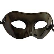 abordables Artículos para Celebración-Carnaval Máscara Hombre Mujer Halloween Carnaval Año Nuevo Festival / Celebración Disfraces de Halloween Accesorios Negro Un Color