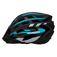 MOON 남여 공용 자전거 헬멧 (31) 통풍구 싸이클링 사이클링 산악 사이클링 도로 사이클링 레크리에이션 사이클링 M : 55-58CM PC EPS