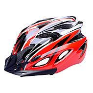 저렴한 -FJQXZ 자전거 헬멧 싸이클링 18 통풍구 하프 쉘 스포츠 도로 사이클링 사이클링