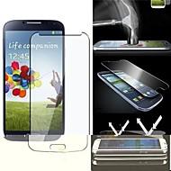 2.5D Premium Anti-särkyvät karkaistu lasi suojakalvo for Samsung S4 i9500