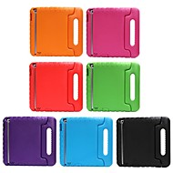 cheap iPad Accessories-Case For Apple Shockproof / with Stand / Child Safe Back Cover Solid Colored EVA for iPad 4/3/2