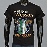 Moda Hot vendas t-shirt impressos em 3D dos homens