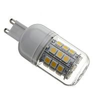abordables LED e Iluminación-3000lm G9 Bombillas LED de Mazorca T 30 Cuentas LED SMD 5050 Blanco Cálido 110-130V 220-240V