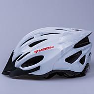MOON Unisex Bicicleta Casco 21 Ventoleras Ciclismo Ciclismo de Montaña Ciclismo de Pista Ciclismo Recreacional CiclismoM: 55-58CM S: