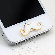 przycisk naklejki sampler dla telefonu iphone 8 7 samsung galaxy s8 s7
