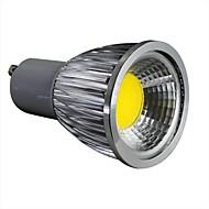 お買い得  LED スポットライト-jiawen®のGU10 450lm電球色3000Kの光を導いた5ワットCOBスポット電球(AC 100  -  240V)