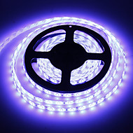 Waterproof 5M 60W 60x5730SMD 7000-8000LM  6000-7000K Cool White light LED Strip Light (DC12V)