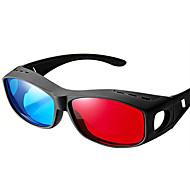 lateral albastru roșu reedoon generală de miopie partea ochelari 3D pentru tv computer mobil