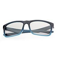 m&k ochelari lumina model 3D retarder polarizate pentru tv 3d (albastru)