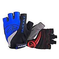 NUCKILY® Aktivnost / Sport Rukavice Men's / Sve Biciklističke rukavice Proljeće / Ljeto / Pasti Biciklističke rukaviceAnti-traktorskih /