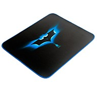 Edge New Blue Bat Gaming Mouse Pad Bloqueado (12x10 pulgadas)
